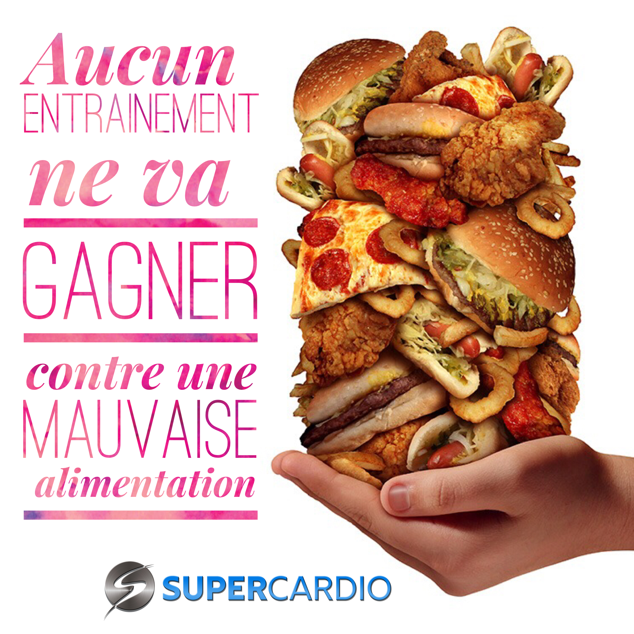 Motivation citations d 39 entrainement supercardio - Citation cuisine humour ...