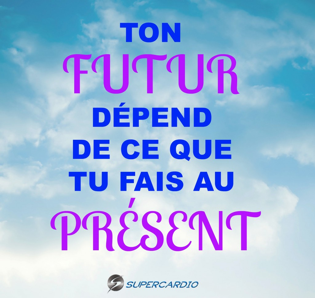 FUTUR VS PReSENT CITATION FITNESS SUPERCARDIO