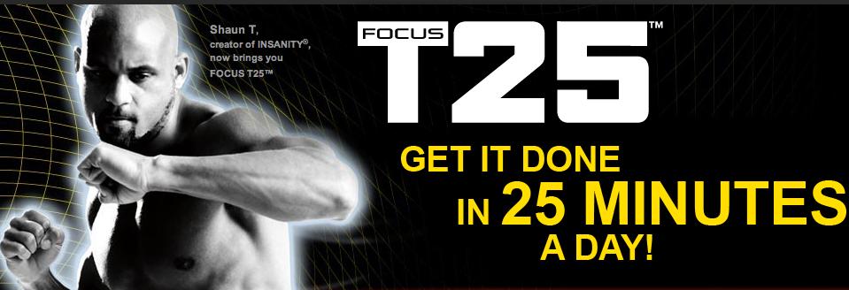 Focus T25 image