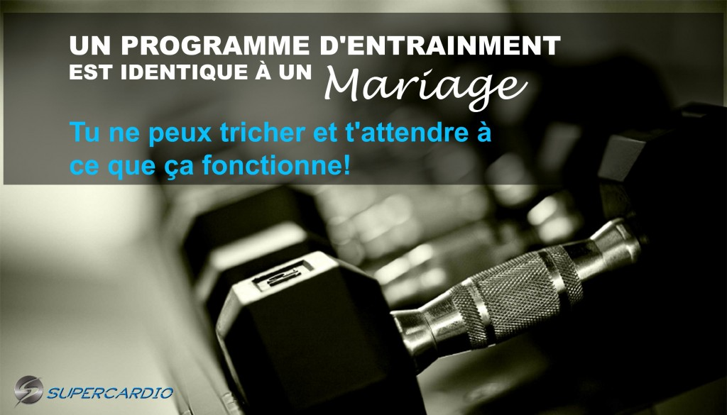 MARIAGE FITNESS CITATION SUPERCARDIO