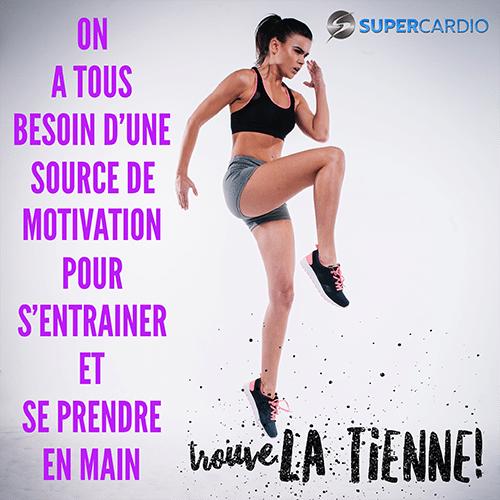 Source de motivation supercardio citation motivation