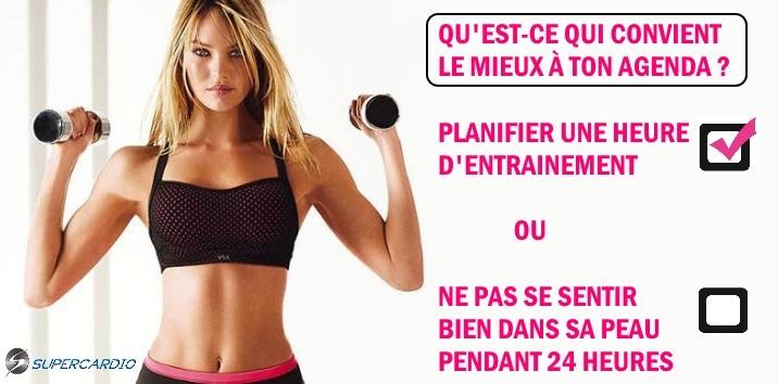 agenda fitness