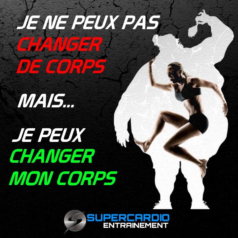 changer de corps citation fitness supercardio