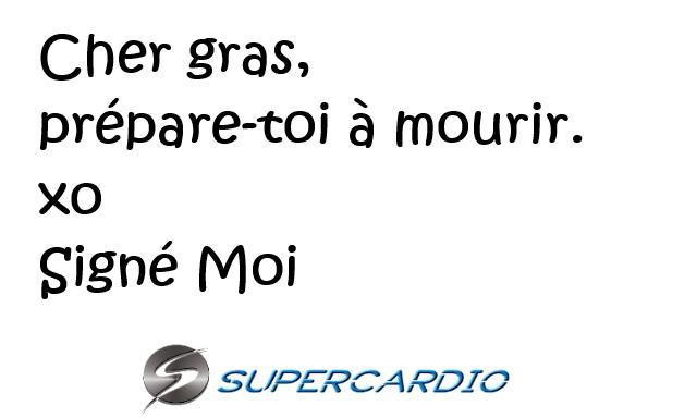 cher gras
