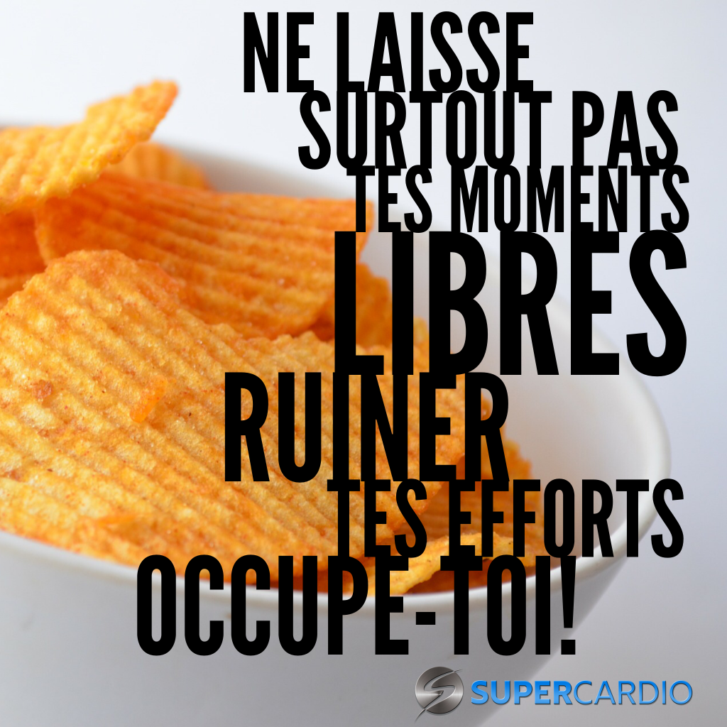 effort ne pas ruiner motivation supercardio