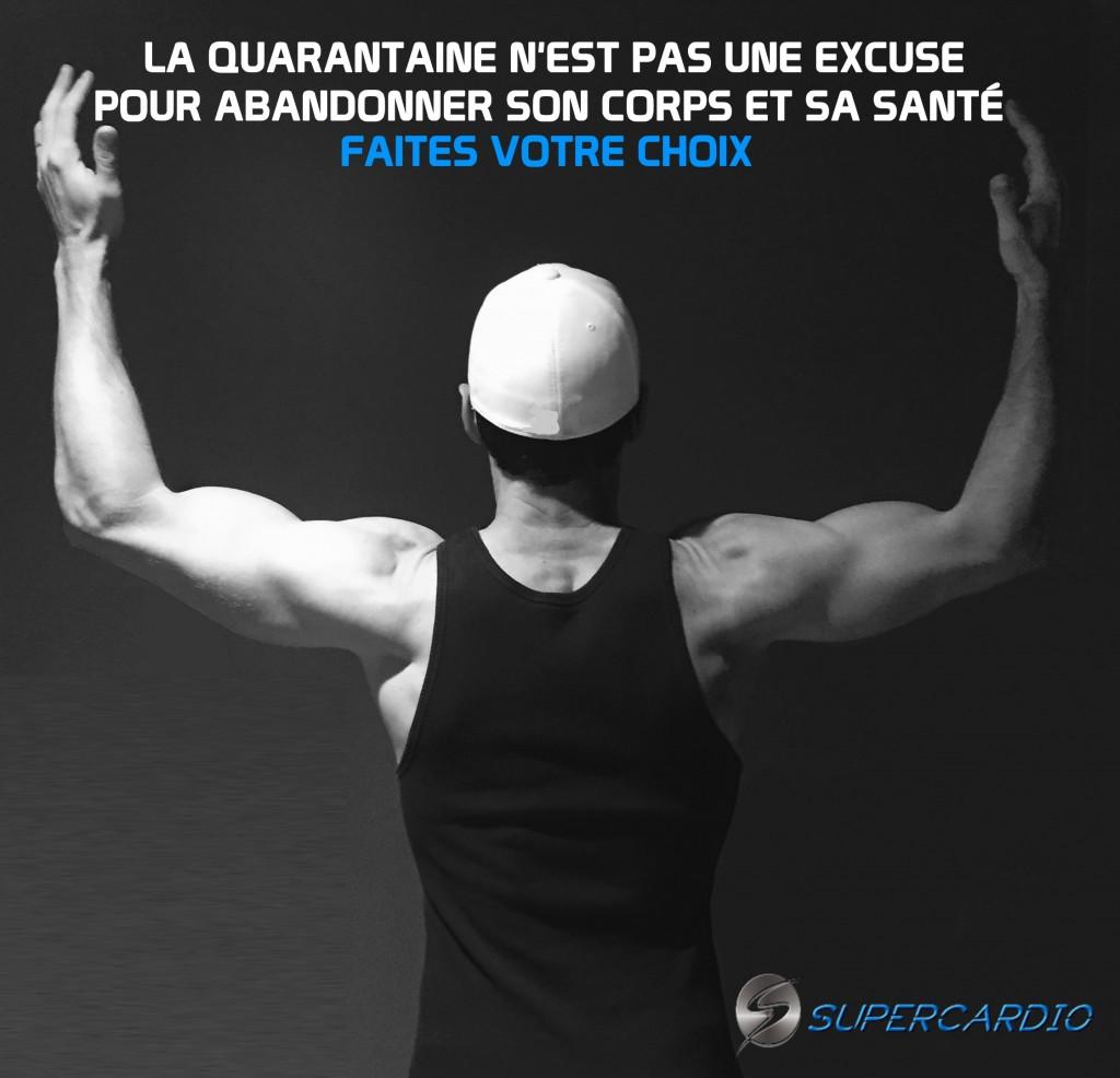 motivation fitness quarantaine