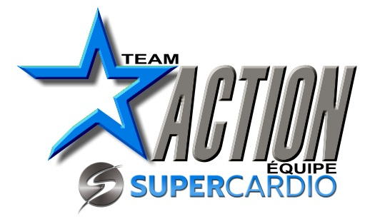 Logo Team Action et Supercardio
