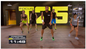 exercice Focus T25