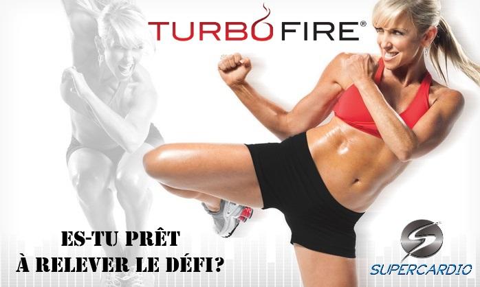 défi turbofire