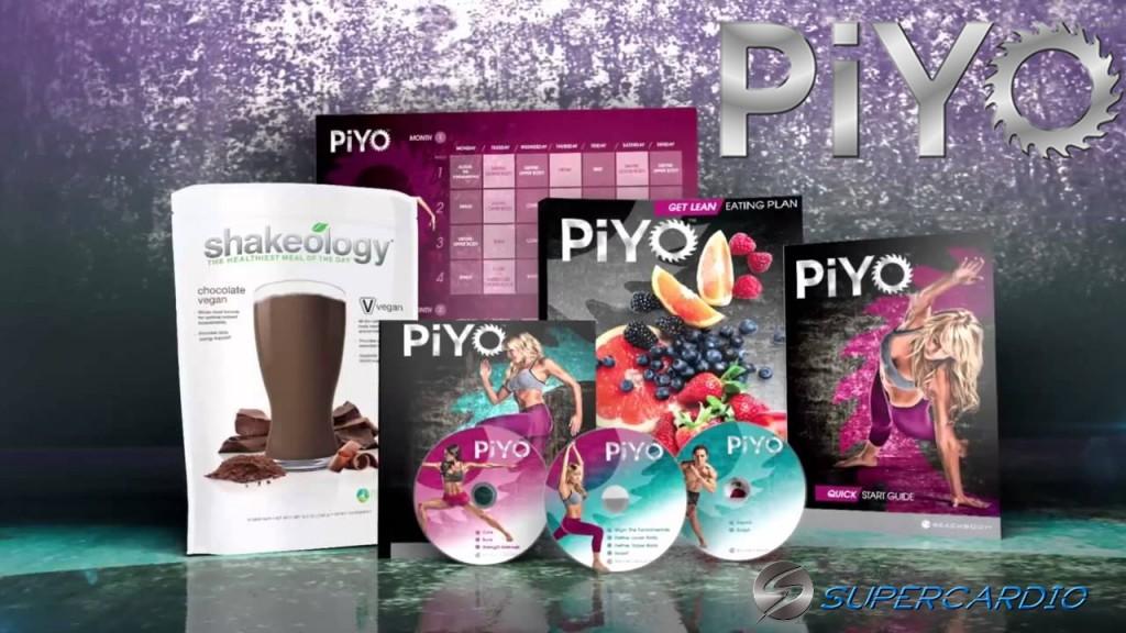 piyo challenge pack supercardio
