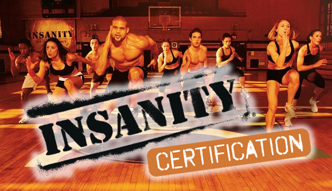 InsanityCertification