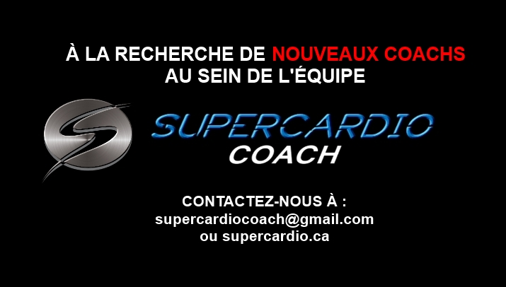 nouvveaux coachs
