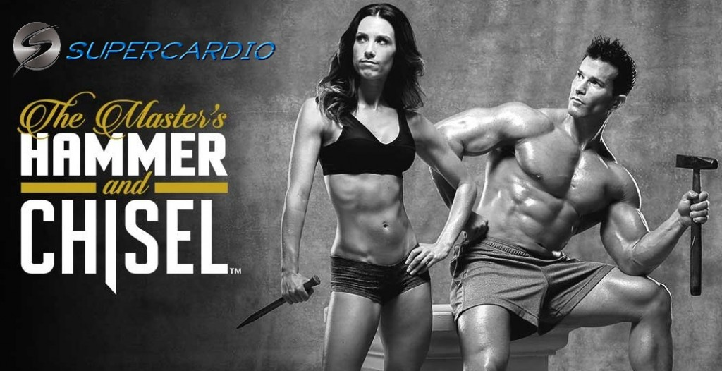 Hammer and chisel supercardio