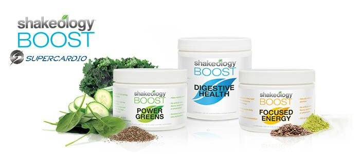shakeology boost 3 options supercardio image