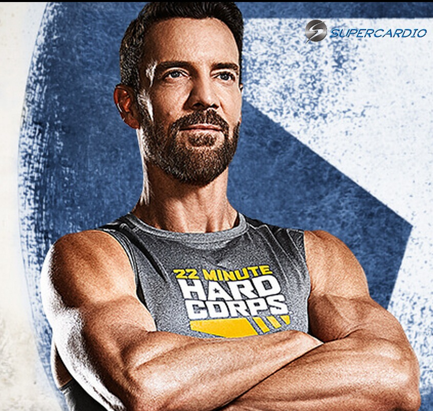 Tony Horton 22 minute hard corps supercardio