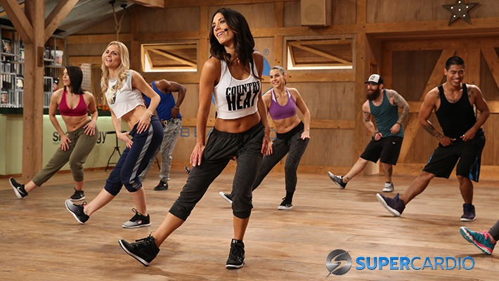 Country Heat danse autumn supercardio beachbody