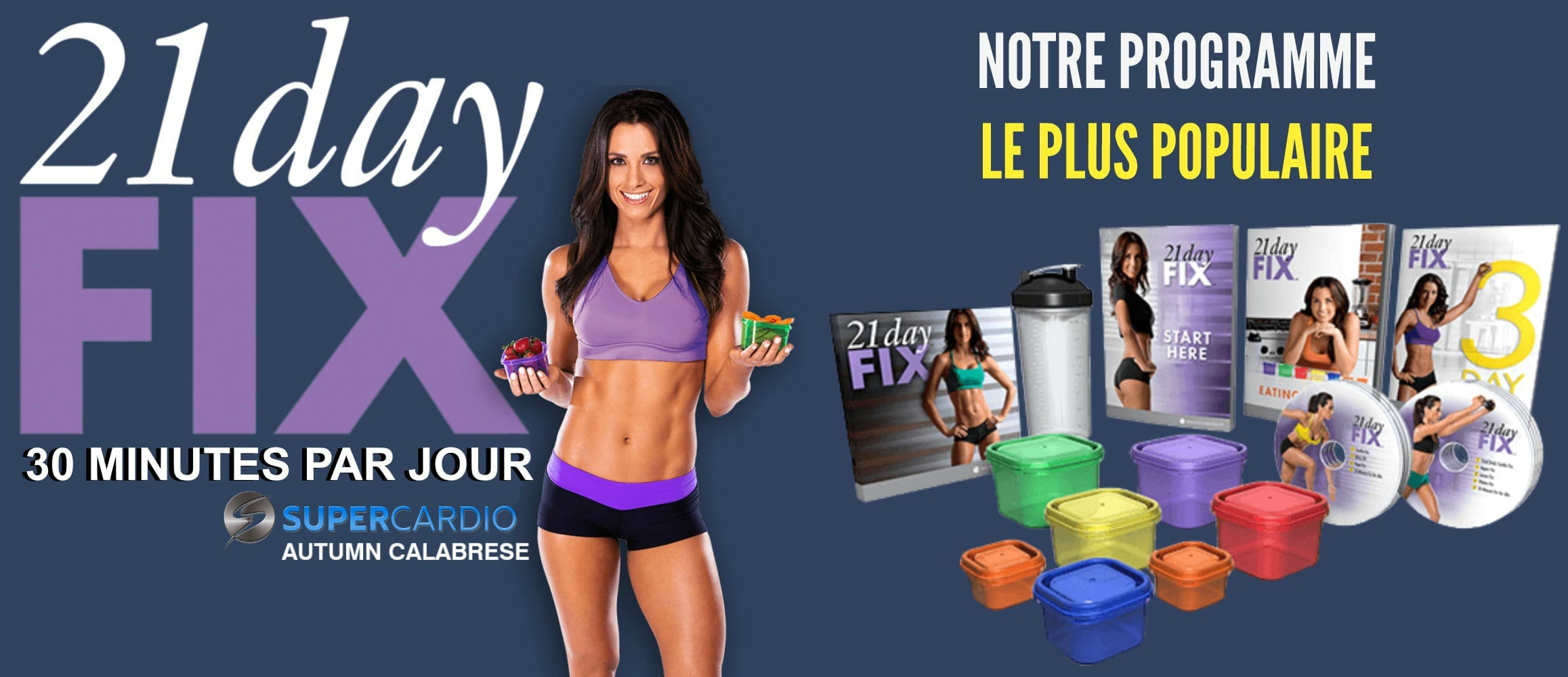 21 day fix français supercardio