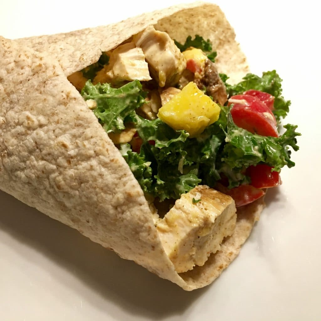 wrap-salade-de-poulet-mangue-lime-supercardio
