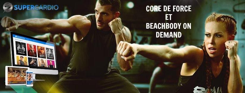 Core de Force : Commencer avant de le recevoir avec Beachbody on Demand