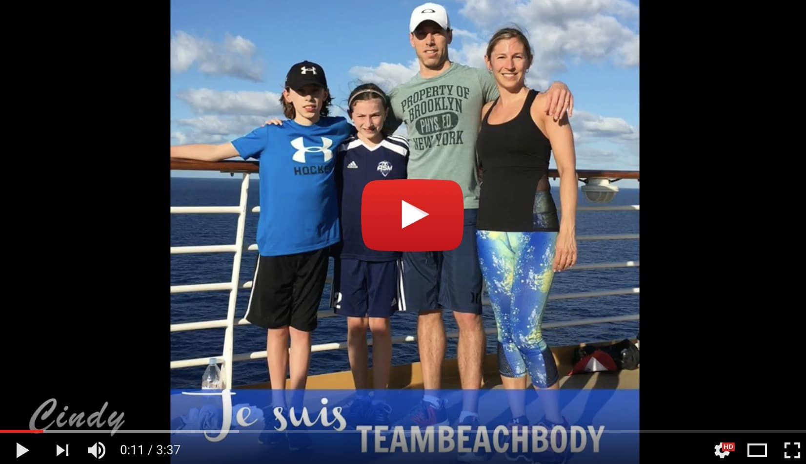 Pourquoi devenir coach Beachbody : voici mes raisons