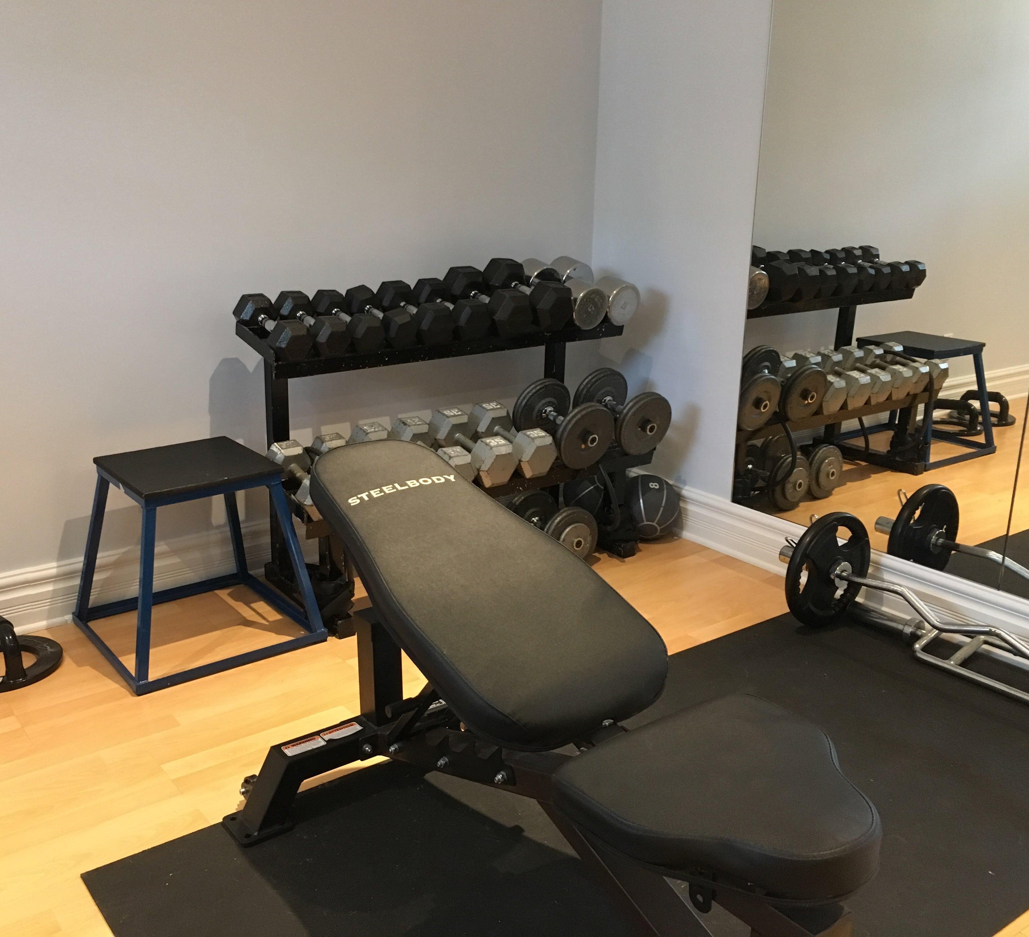 Un gym à la maison : comment s'équiper?