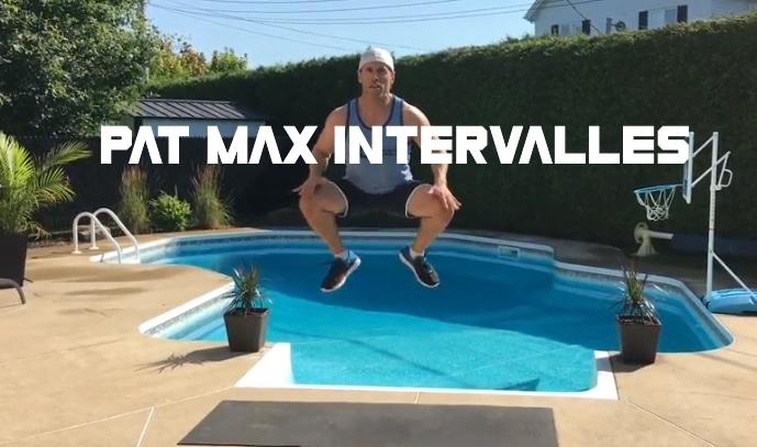 PAT MAX INTERVALLES