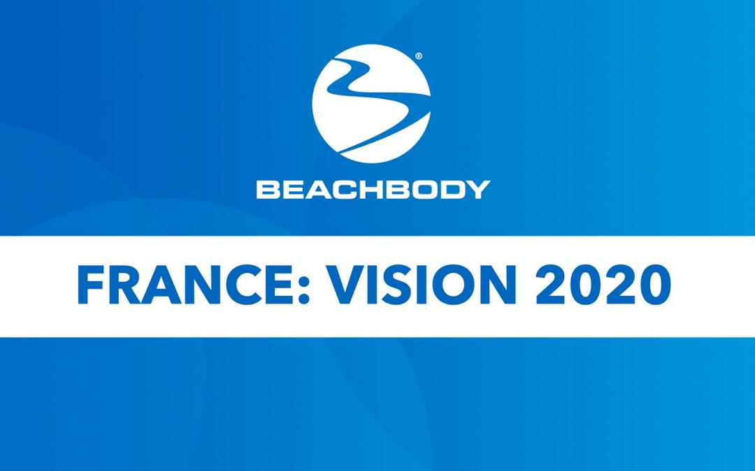 Webinaire d'information : Beachbody en France