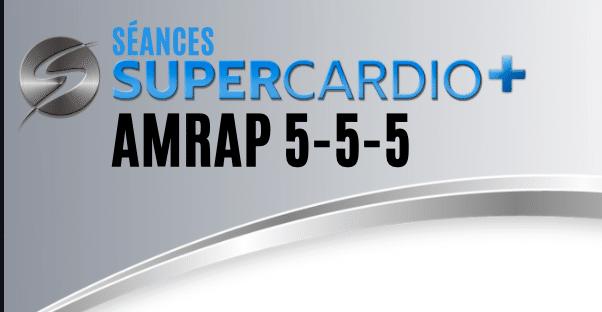 Séance AMRAP 5-5-5