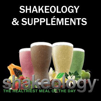 Shakeology & Suppléments